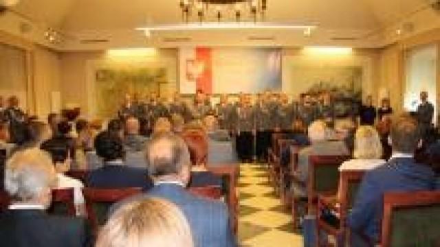 Oświęcim. Powiatowe obchody Święta Policji oraz 100. rocznicy powołania Policji Państwowej