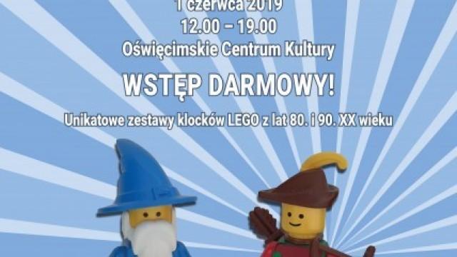Oświęcim. Powrót do czasów dzieciństwa. Wystawa klocków Lego w Oświęcimskim Centrum Kultury