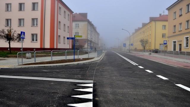 OŚWIĘCIM. Prace przy modernizacji ulicy Olszewskiego dobiegają końca