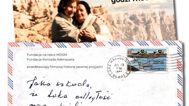 OŚWIĘCIM. Premiera filmu o przyjaźni Zofii Posmysz i Marty Sawickiej