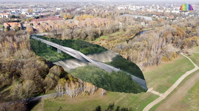 OŚWIĘCIM. Prezydent ogłosił przetarg na budowę Mostu Duchów