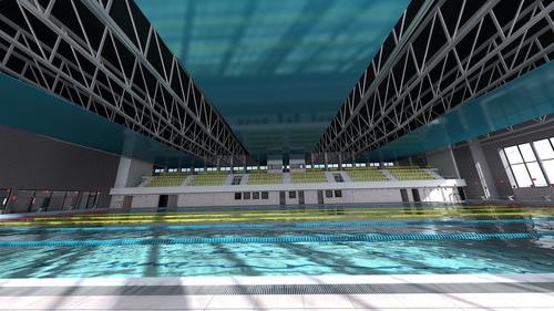 OŚWIĘCIM. Przebudowa krytej pływalni za ponad 50 milionów złotych