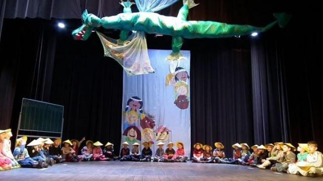 Oświęcim - przedszkolaki wybiorą się w kolejną podróż dookoła świata