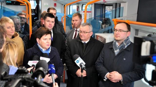 OŚWIĘCIM. Przywrócili połączenia kolejowe do Czechowic-Dziedzic