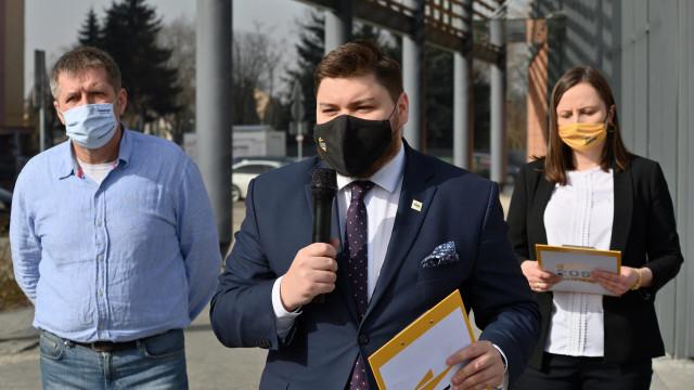 OŚWIĘCIM. Radny przechodzi do Polski 2050 Szymona Hołowni