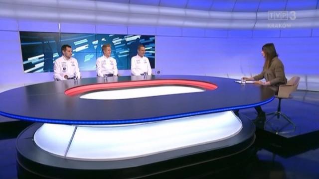 OŚWIĘCIM. Rajdowcy z Energylandii opowiedzieli o Dakarze w TVP3 Kraków
