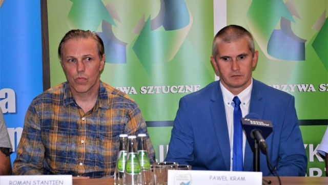 OŚWIĘCIM. Roman Stantien został nowym trenerem Unii Oświęcim