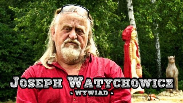 OŚWIĘCIM. Rzeźbiarz Joseph Watychowicz