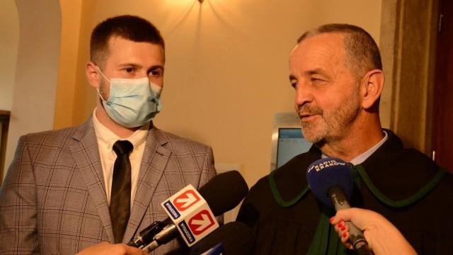 Oświęcim. Sąd wydał wyrok w sprawie Sebastiana Kościelnika