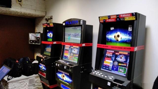 OŚWIĘCIM. Salon gier hazardowych w Starym Mieście
