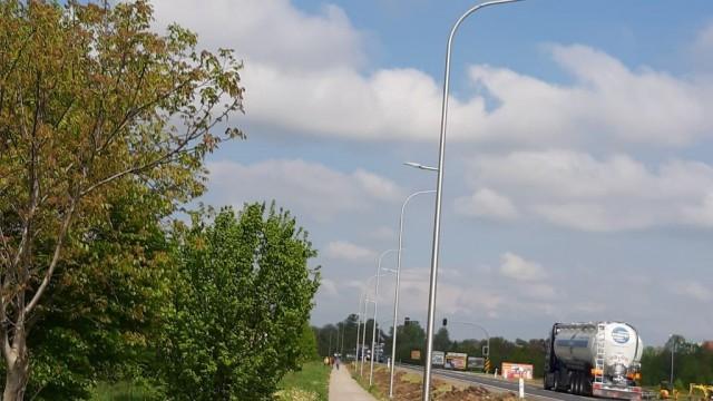 OŚWIĘCIM. Ścieżka rowerowa zostanie oświetlona za 280 tys. złotych