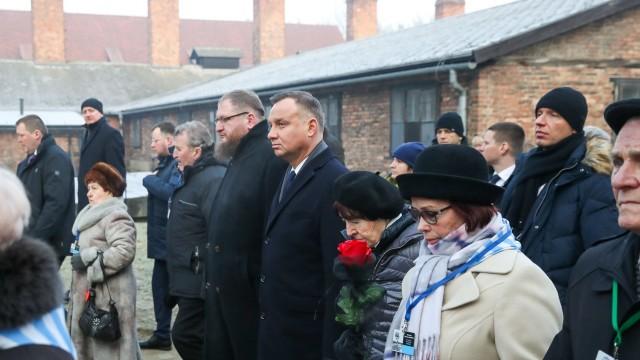 OŚWIĘCIM. Seria spotkań prezydenta Andrzeja Dudy