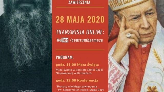 Oświęcim. Sesja Kolbiańska online