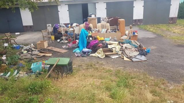 OŚWIĘCIM. Śmieci i odpadów wciąż przybywa…