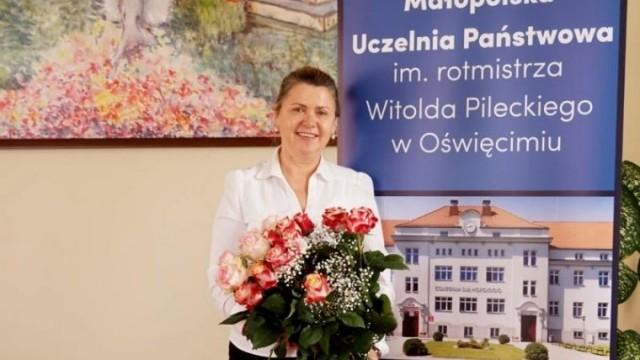 OŚWIĘCIM. Sonia Grychtoł nowym rektorem Małopolskiej Uczelni Państwowej
