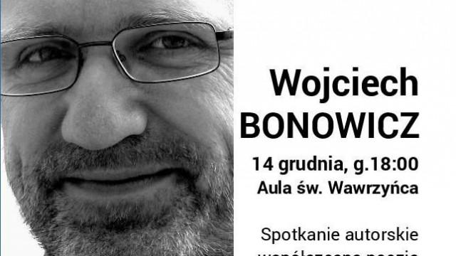 OŚWIĘCIM. Spotkanie z Wojciechem Bonowiczem