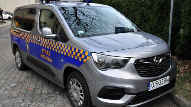 OŚWIĘCIM. Straż Miejska ma nowe auto. Kosztowało ponad 120 tys. złotych