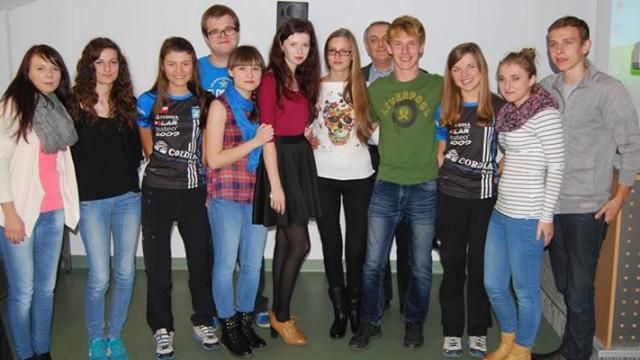 Oświęcim - studentka PWSZ Rita Malinkiewicz człowiekiem sukcesu