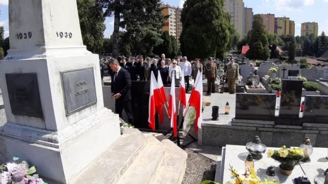Oświęcim. Święto Wojska Polskiego i rocznica Bitwy Warszawskiej