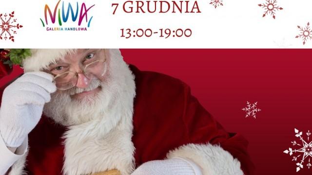 OŚWIĘCIM. Święty Mikołaj spotka się z dziećmi w Galerii Niwa