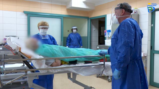 OŚWIĘCIM. Szpital powiatowy wstrzymuje wszystkie zabiegi operacyjne
