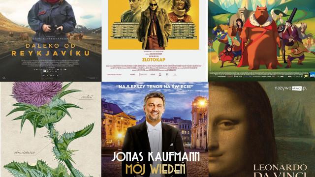 OŚWIĘCIM. Te filmy obejrzycie w Naszym Kinie w najbliższych tygodniach