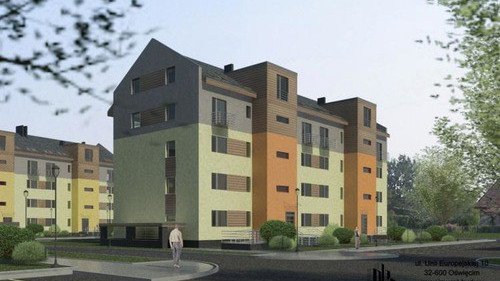 OŚWIĘCIM. Teraz 23 w perspektywie 26 - OTBS wciąż buduje mieszkania na Starych Stawach