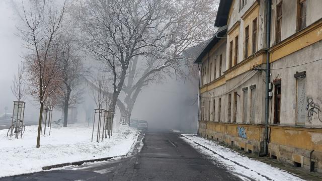 OŚWIĘCIM. Trujący smog nad miastem i powiatem