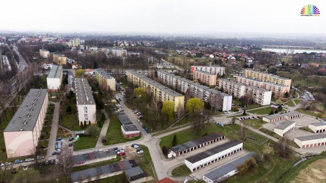 OŚWIĘCIM. Trwa przebudowa ulic na Osiedlu Szpitalna