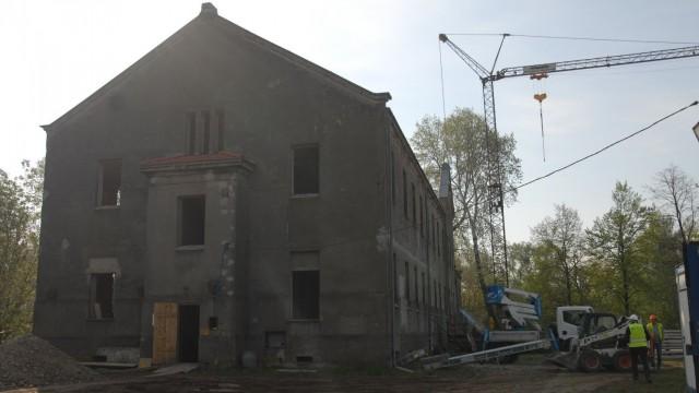 OŚWIĘCIM. Trwa remont przyszłej siedziby Muzeum Pamięci