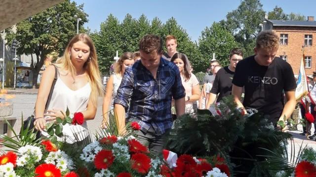 Oświęcim. Uczcili pamięc ofiar w 80. rocznicę wybuchu II wojny światowej