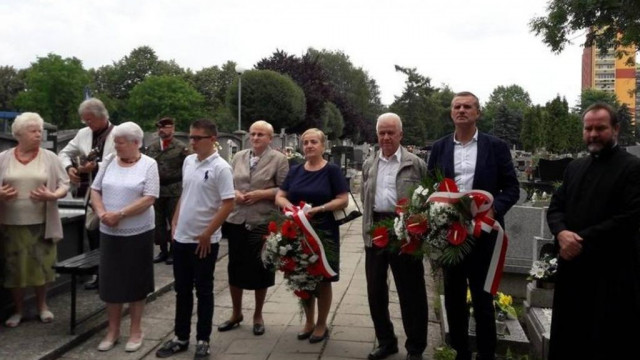 Oświęcim. Uczczono pamięć ofiar Rzezi Wołyńskiej