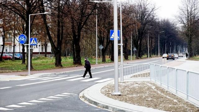 OŚWIĘCIM. Ulica Olszewskiego otwarta dla ruchu trzy dni przed planowanym terminem