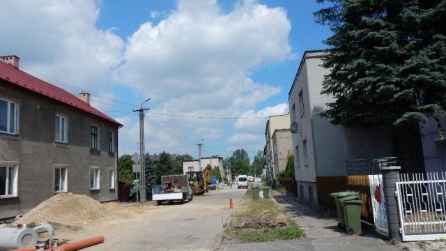 OŚWIĘCIM. Ulica Orzeszkowej zamknięta – remont