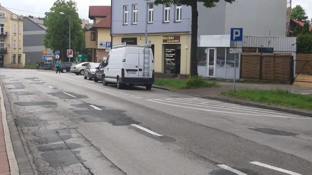 Oświęcim. Ulica Zaborska zamknięta dla ruchu na czas przebudowy