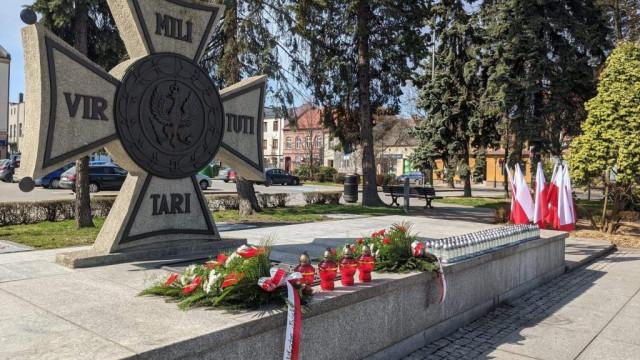 Oświęcim. Upamiętniono ofiary katastrofy pod Smoleńskiem