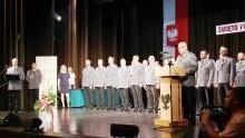 Oświęcim. Uroczyste obchody Święta Policji i 99. rocznicy jej  powstania