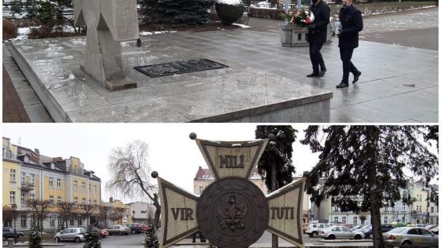 Oświęcim. W 39. rocznicę wprowadzenia stanu wojennego Oświęcim upamiętnił jego ofiary
