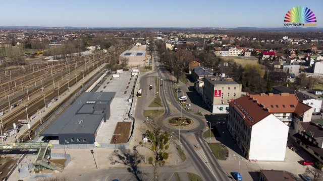 OŚWIĘCIM. W maju rusza remont ulicy Powstańców Śląskich