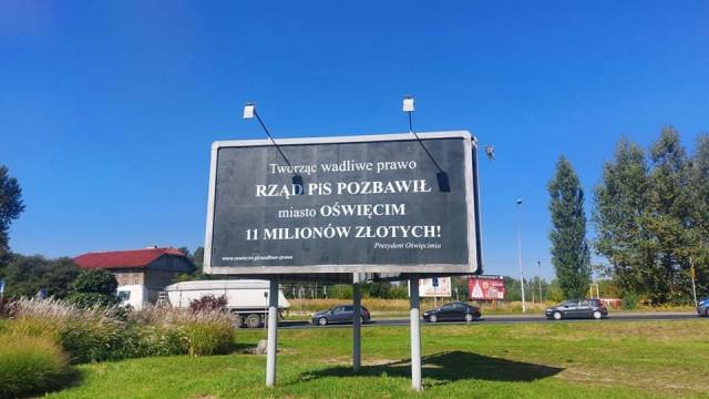 Oświęcim.  Wadliwe prawo pozbawiło Oświęcim 11 mln zł