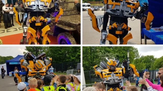 OŚWIĘCIM. Wesoły Robot odwiedzi Galerię Niwa.To będzie wyjątkowy Dzień Dziecka
