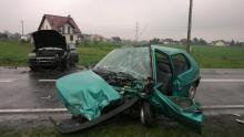 Oświęcim. Wypadek drogowy śmiertelny.