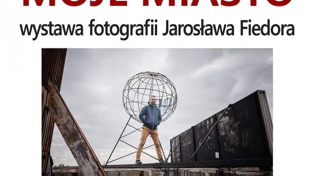 Oświęcim. Wystawa fotografii Jarosława Fiedora