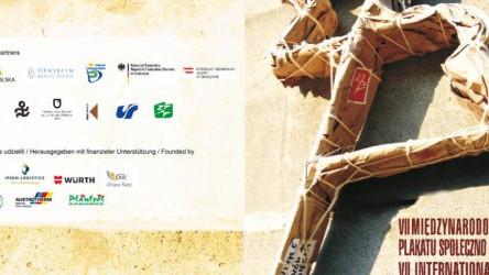 Oświęcim. Wystawa pokonkursowa Biennale Plakatu Społeczno-Politycznego w MDSM