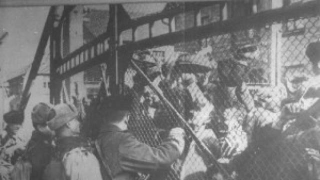 OŚWIĘCIM. Wyzwolenie KL Auschwitz