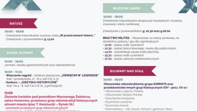 Oświęcim. X Jarmark Kasztelański w niedzielę 5 maja