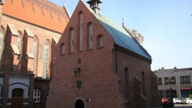 Oświęcim. XIV-wieczna kaplica odzyskuje dawną świetność