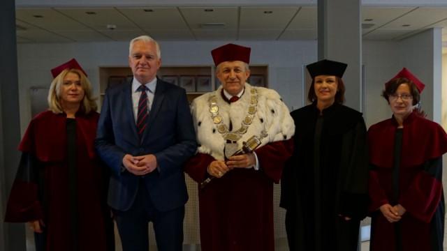 OŚWIĘCIM. XV Inauguracja Roku Akademickiego w PWSZ