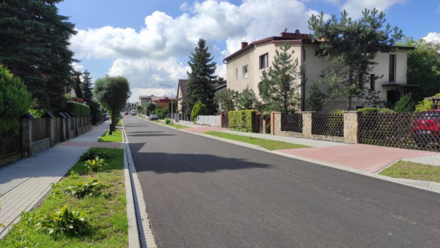 Oświęcim. Zakończyła się przebudowa ulicy Piłsudskiego i ulicy Kościeleckiej