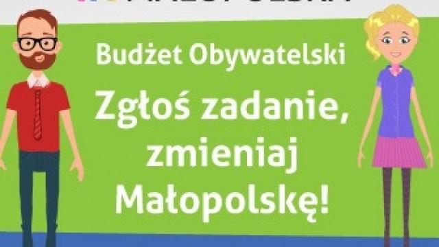 Oświęcim. Zgłoś swój pomysł do 4. edycji Budżetu Obywatelskiego Województwa Małopolskiego